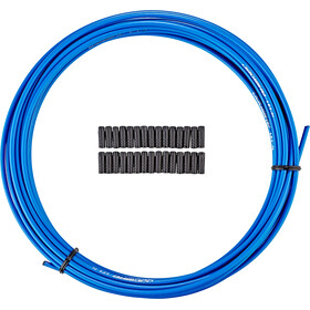 Jagwire LEX SL Shift Cable Housing Incl. End Caps 10m, blue